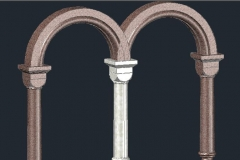3D TZ Säulen