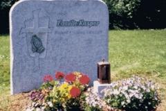 Grabstein-Granit